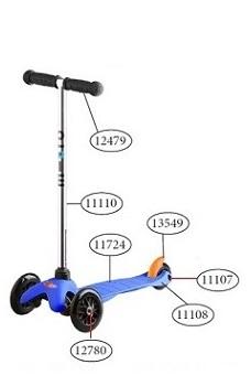 Mini Micro Sporty